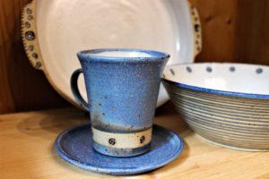 Verschiedene Keramikwaren